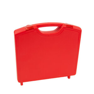 small red plastic excellent case