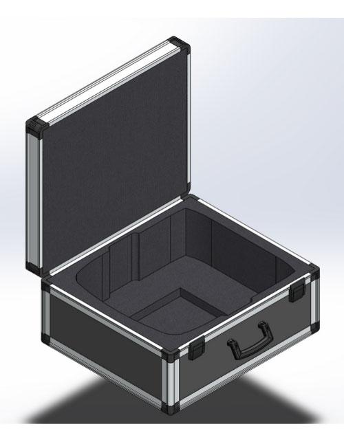 AluZone-flight-case-design